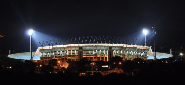 Royal Bafokeng Stadium @ Night