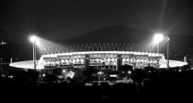 Royal Bafokeng Stadium @ Night 2